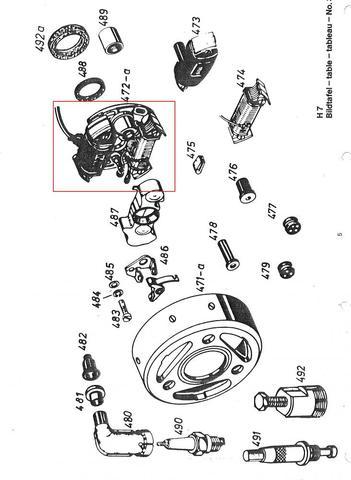 Explosionszeichnung - (Technik, Auto, Strom)