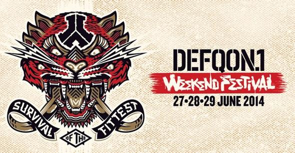 Defqon.1 2014 - »Survival Of The Fittest« - (Musik, Festival, Hardstyle)