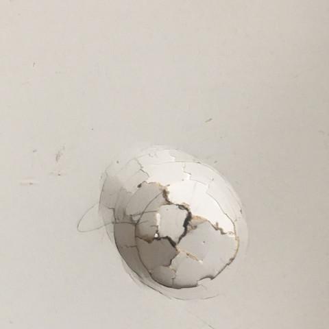 Loch in Ikea Tischplatte ausfüllen? (Möbel, reparieren