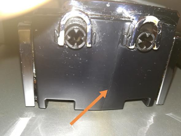 De'Longhi Kaffeevollautomat Perfecta ESAM 5400 Kaffeeauslauf reinigen?