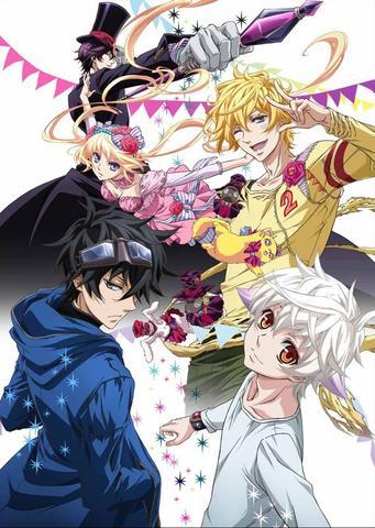 Hier ist ein Bild von dem Anime - (Anime, Karneval, ger sub)