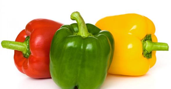 Die Paprika welcher Farbe esst ihr am liebsten?