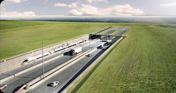 Denkt ihr das der Fehmarnbelttunnel der neue BER wird?