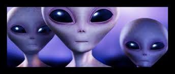 So sehen Aliens für die meisten aus. - (Aliens, das All)