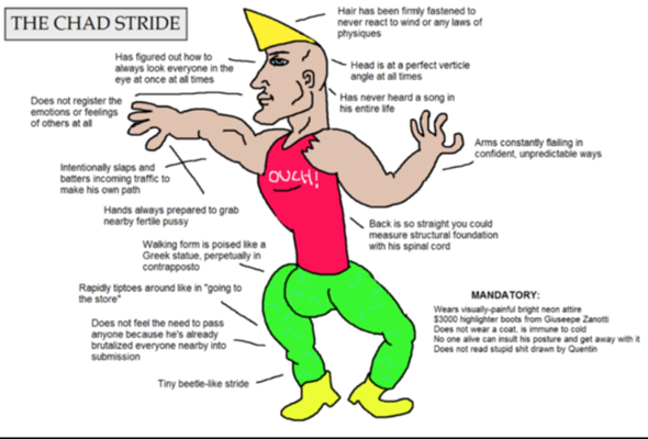 Do you think the Chad is real?