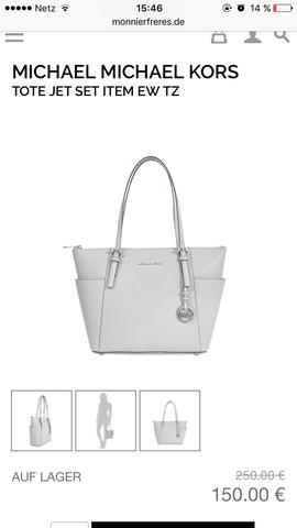 Michael Kors Tasche  - (Shopping, monnierfreres)