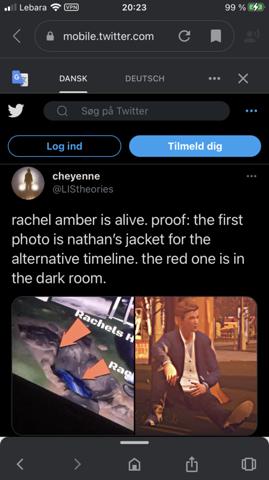 Denkt ihr Rachel Amber ist wirklich tot?