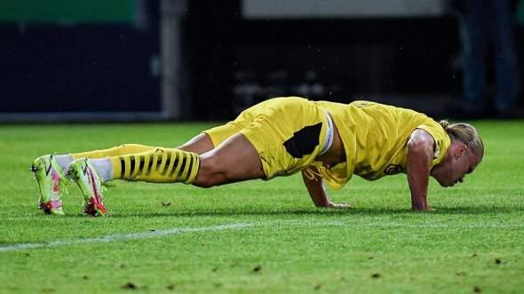 Denkt ihr wenn Haaland in der Bundesliga bleibt knackt er den 365 Tore Rekord von Gerd Müller?