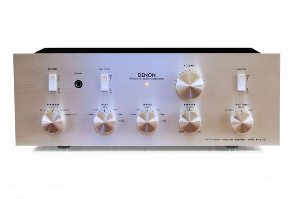 Denon PMA 232 - (Musik, Technik, audio)
