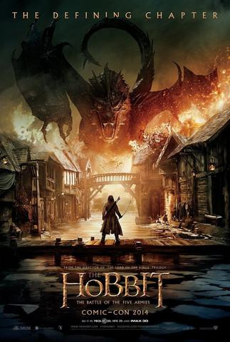 Hobbit 5 Heere läuft - (Internet, Film, Buch)