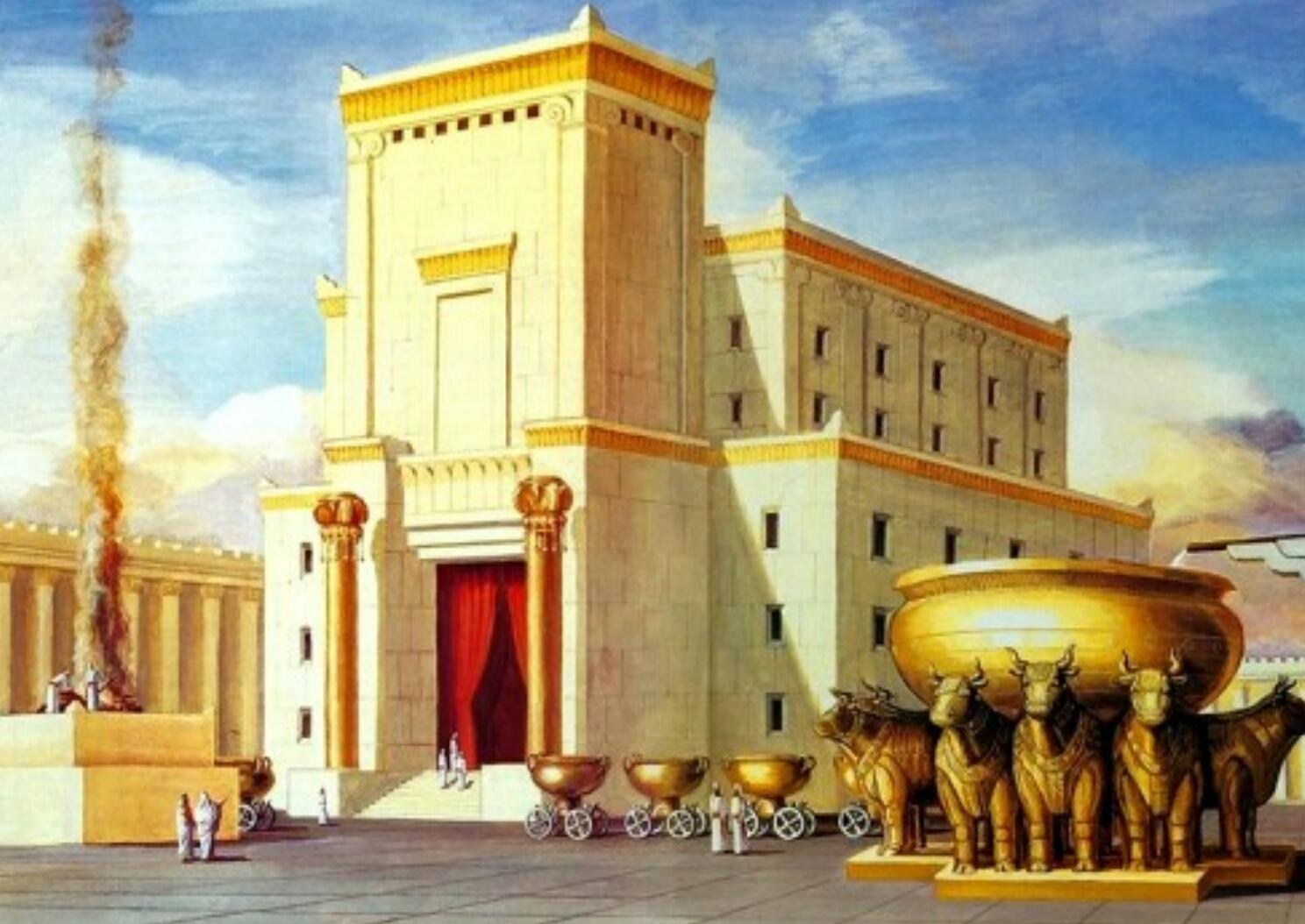 Herodes Tempel