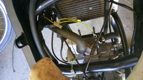 Elektrik von oben - (Auto und Motorrad, Strom, Motor)