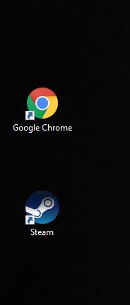 Der Abstand - (Desktop, Icon, abstand)