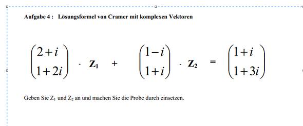 Outstanding Algebra 3 4 Komplexen Zahlen Arbeitsblatt Antworten ...