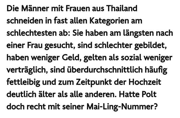 - (Liebe und Beziehung, Deutschland, Aussehen)
