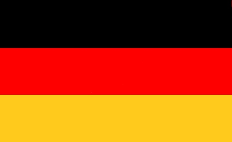 deutschland flagge schwarz rot gold oder gelb fahne. Black Bedroom Furniture Sets. Home Design Ideas