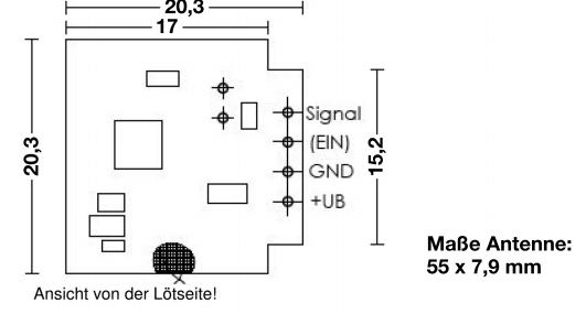 Anschlussbild des DCF77 - (Physik, Elektronik, Strom)