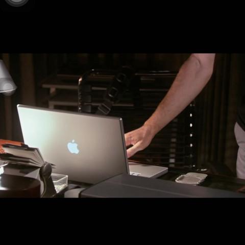 Ein Apple iPhone Computer  - (Computer, PC, Film)