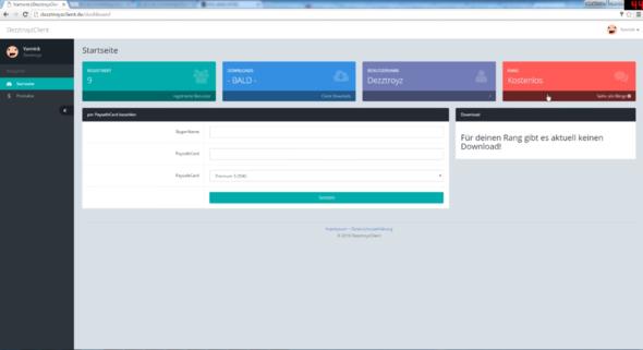 Screenshot - (Software, Shop, User)