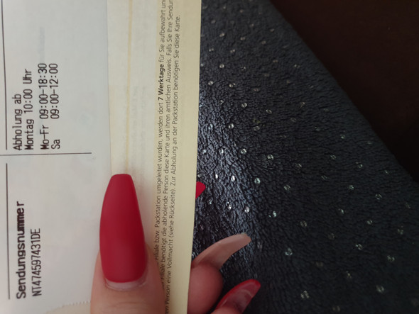 Brief Per Nachnahme Aber Nichts Bestellt