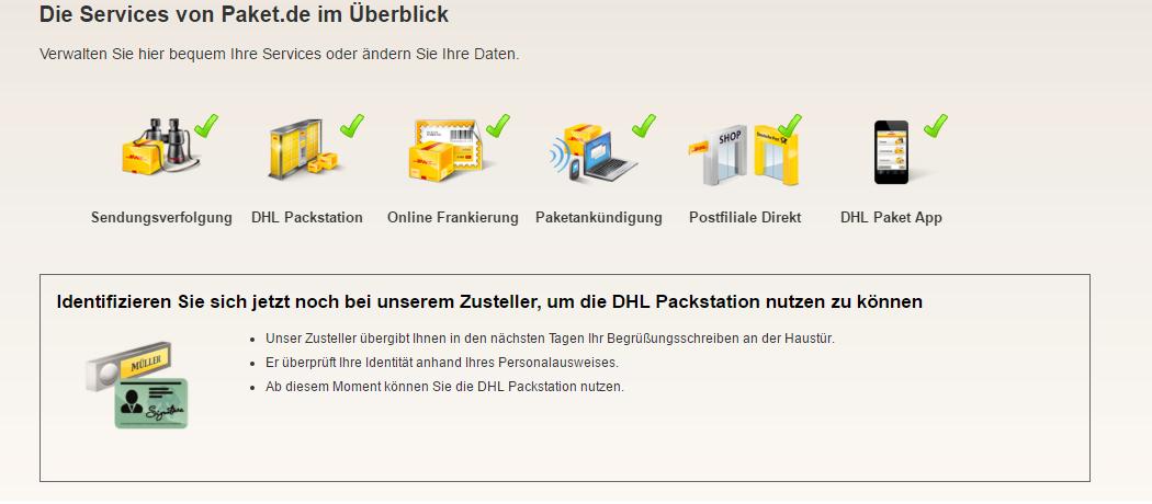 packstation karte beantragen DHL Packstation Karte beantragen? (Paket, Karten)