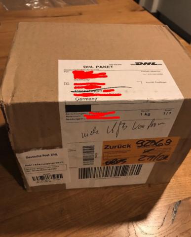 Packstation Ebay