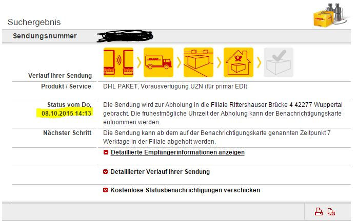 dhl paket ist nicht da was tun post bestellung. Black Bedroom Furniture Sets. Home Design Ideas