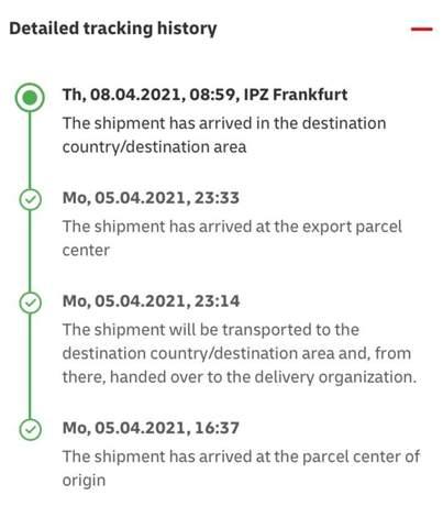 DHL Paket verloren, was tun?