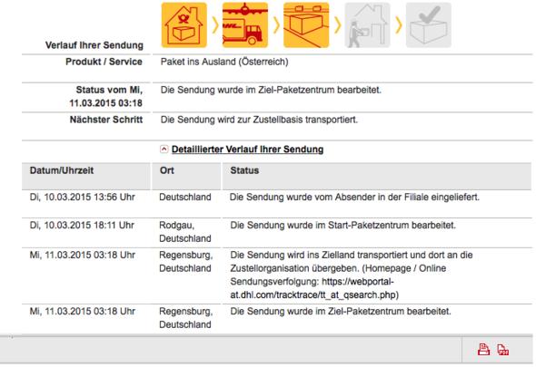 dhl status ndert sich seit 03 18 uhr nicht deutschland post paket. Black Bedroom Furniture Sets. Home Design Ideas