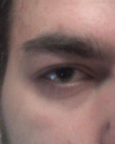 dicke augenbraue - (Augenbrauen, augenbraue-zupfen, dicke augenbraue)