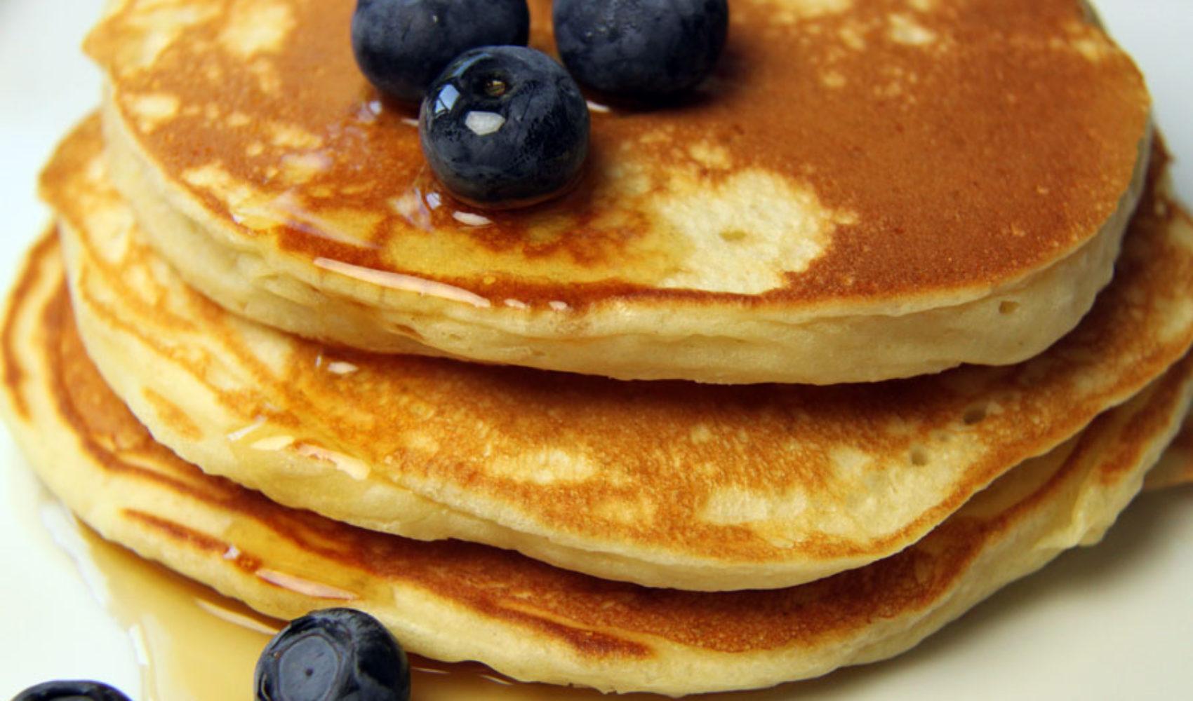 Dicke Pfannkuchen / Eierkuchen backen? (Ernährung, Sport