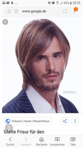 - (Haare, Dicker)