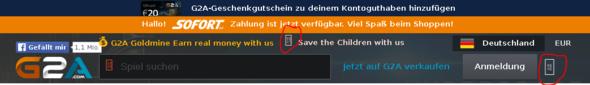 zb g2play - (Browser, lädt nicht, symbole oder buttons)