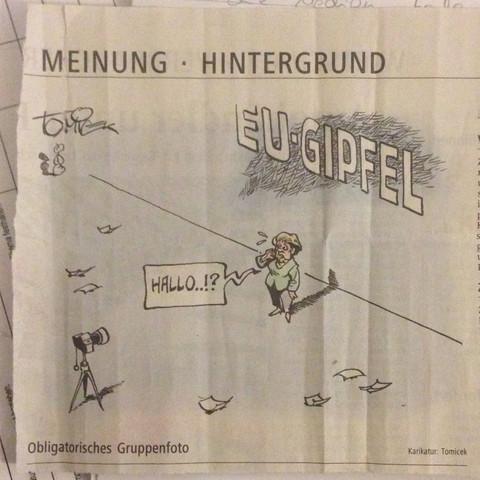 Angela Merkel  - (deutsch, Medien, Beschreibung)