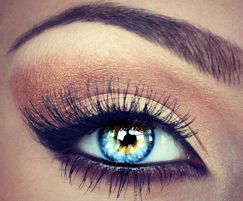 PefekteWimpern - (Make-Up, schminken, Wimpern)