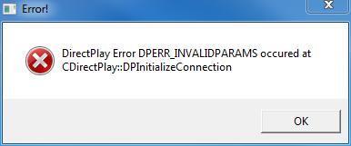 Das ist das Errorschild. Wenn ich auf OK klicke, schließt sich das Spiel. :( - (Computer, Computerspiele, Windows 7)