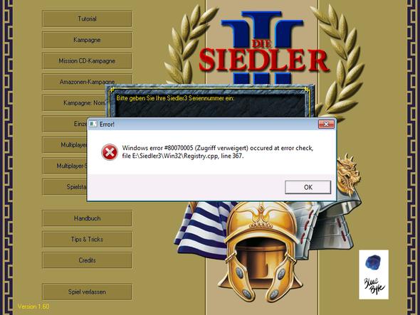 Siedler 3 Windows 10