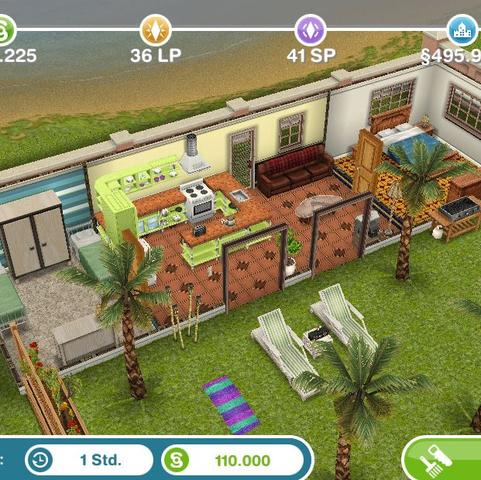 Die Räume möchte ich dann löschen - (Sims, Sims Freeplay, Die Sims Freispiel)
