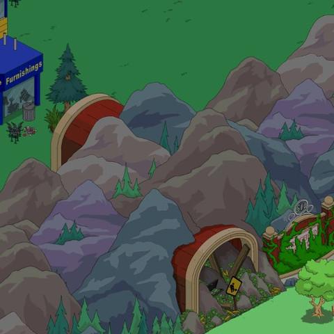 Siehe Beschreibung  - (Simpsons, springfield)