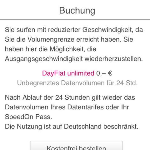 DayFlat Unlimited  - (Internet, Telekom)