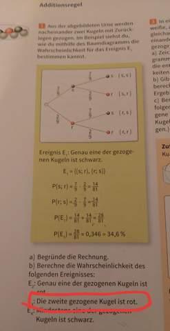 - (Schule, Mathe, Wahrscheinlichkeitsrechnung)