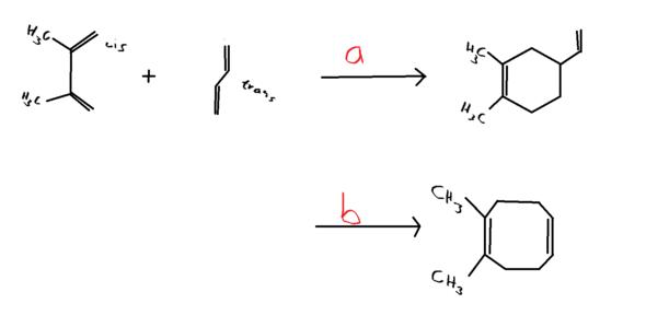Diels Alder  - (Studium, Chemie)