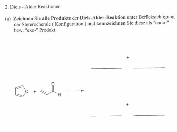 Aufgabe  - (Physik, Chemie)