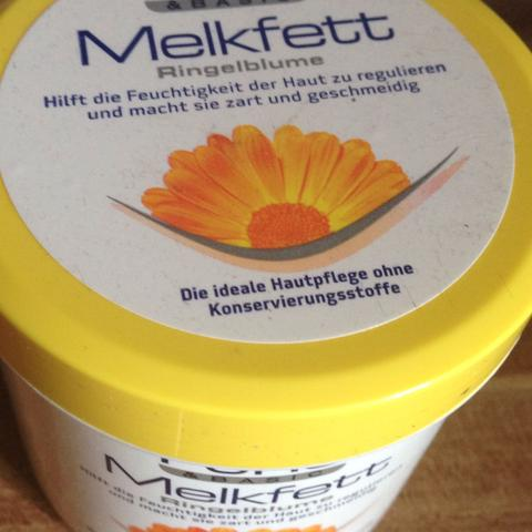 melkfett ringelblume - (Haut, Pflege, Tattoo)