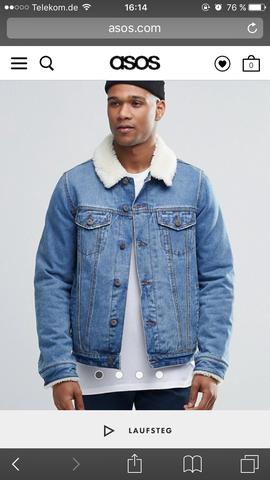 Denkt ihr die Jacke ist dick genug für den Winter ? - (Mode, Kleidung, Klamotten)