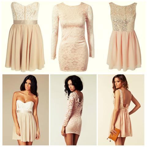 Das Kleid - (kaufen, Aussehen, Kleid)