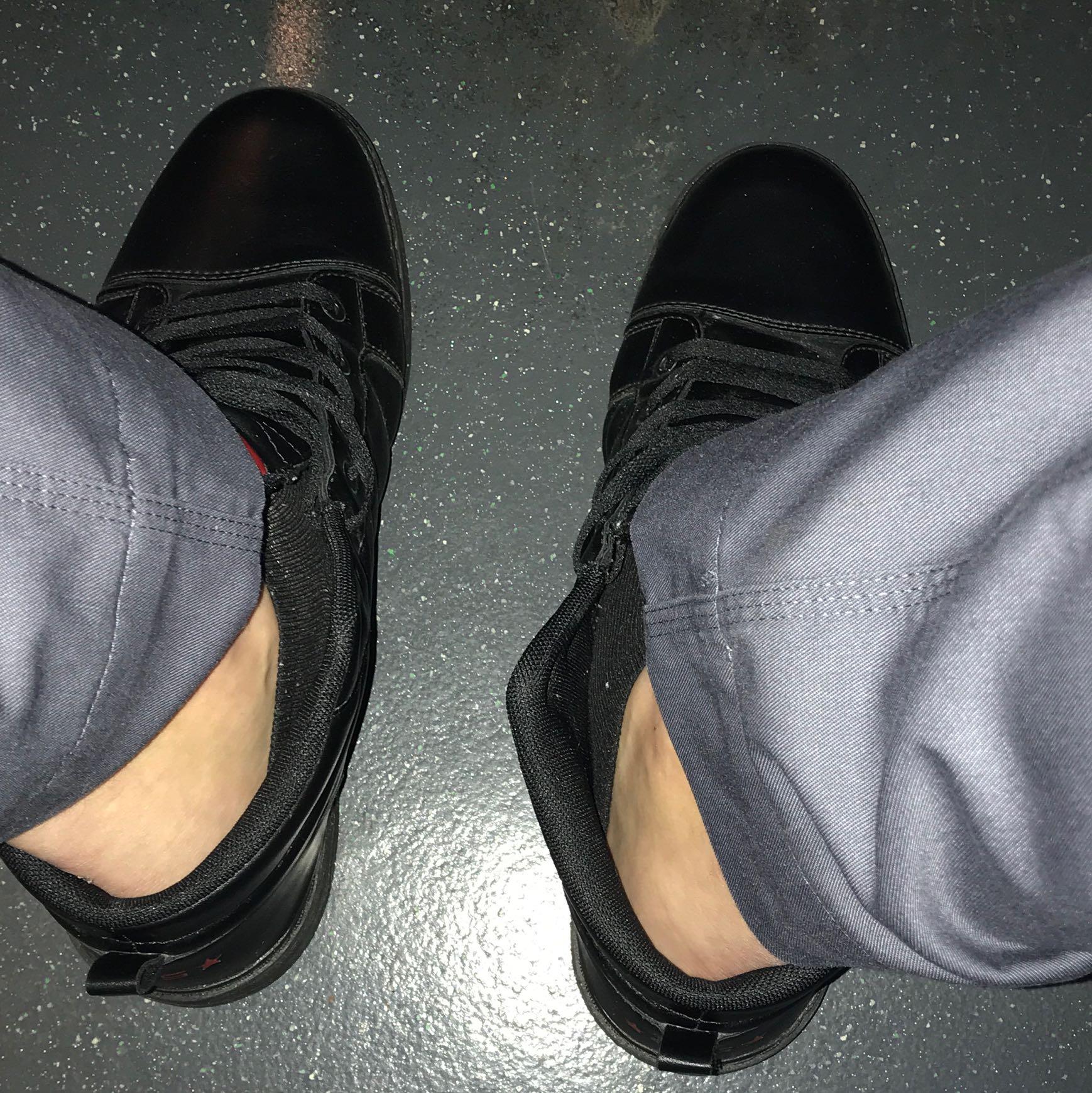 Diese Schuhe auch ohne Socken tragen? (Mode, Kleidung