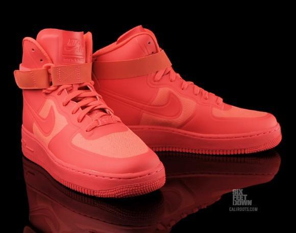 Nike schuhe in rot