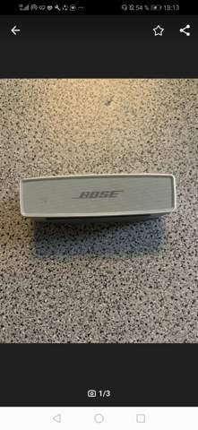 Dieser soundbox von Bose wird mir auf eBay verschenkt, kennt sich wer damit aus der akku soll anscheinend nicht mehr laden?