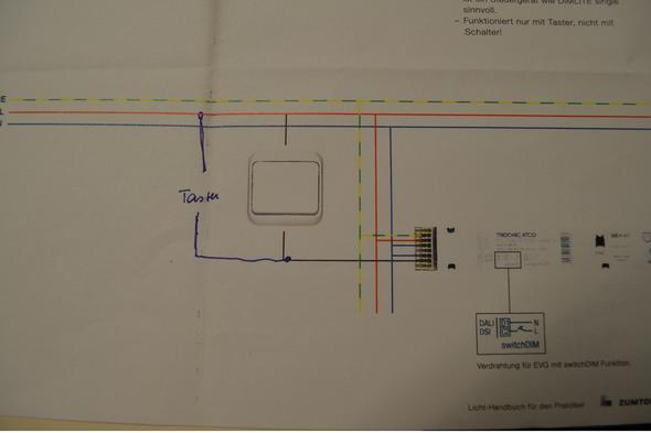 Dimmer Taster Anschliessen Technik Elektronik Strom